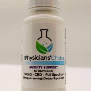 CBD – ANXIETY SUPPORT