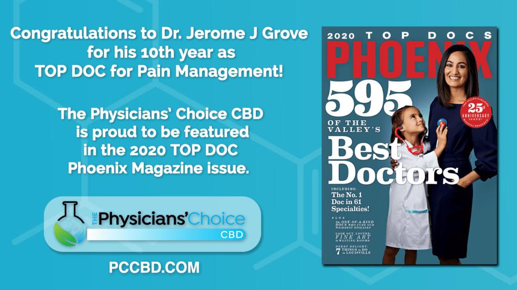Phoenix Magazine Top Doc